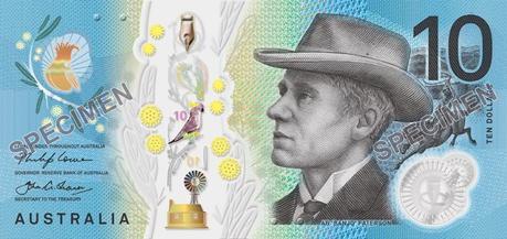 AUD $10 Bills