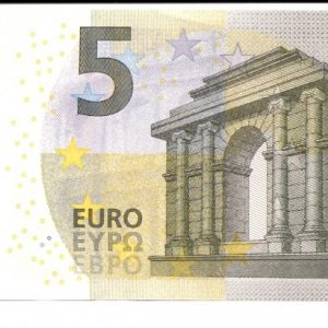 Euro €5 Bills