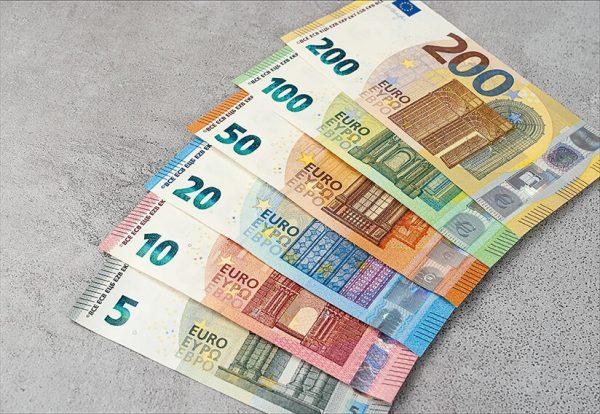 Euro €200 Bills