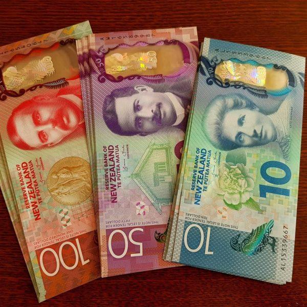 NZD $50 Bills
