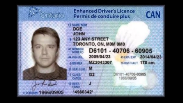 Fake ID & Drivers license - CANADA