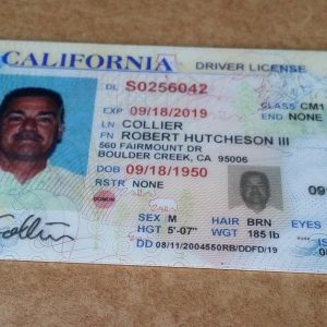 Where to make fake US ID card online legit- California