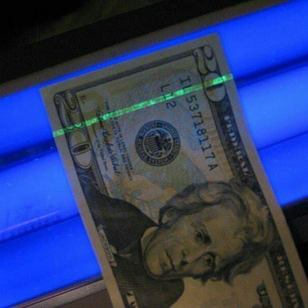USD $20 Bills