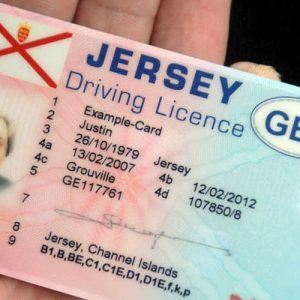 Fake ID & Drivers license (New Jessy)