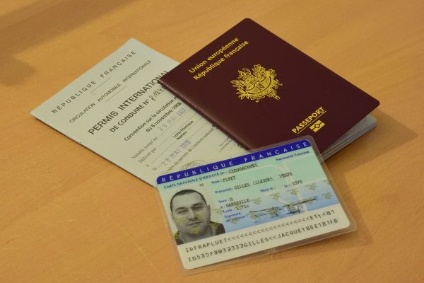 Buy Ordinary Passport (FRANCE)