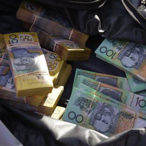 AUD $100 Bills
