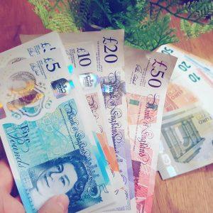 GBP £5