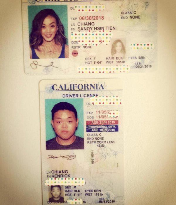 Where to make fake US ID card online legit- California
