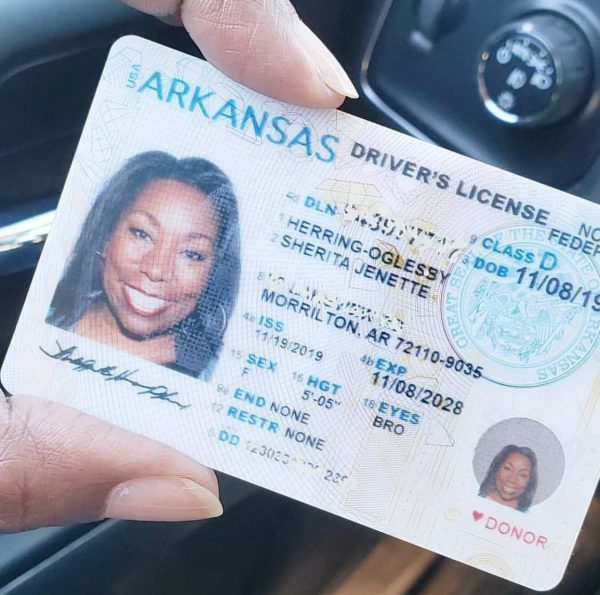 Fake ID & Drivers license (ARKANSAS)